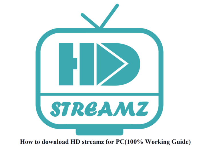 hd streamz for pc