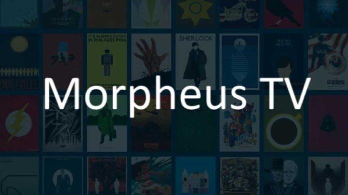 morpheus tv windows