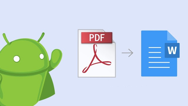 How to Convert PDFs to Word Documents and Image Files